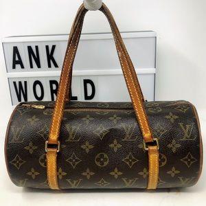 Louis Vuitton papillon 26 Monogram Duffle Handbag